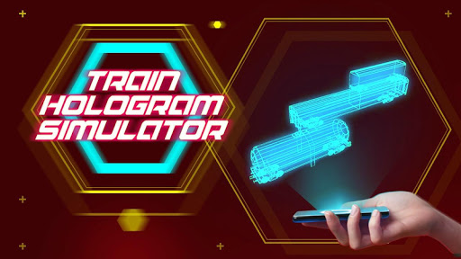 電車ホログラムシミュレーター