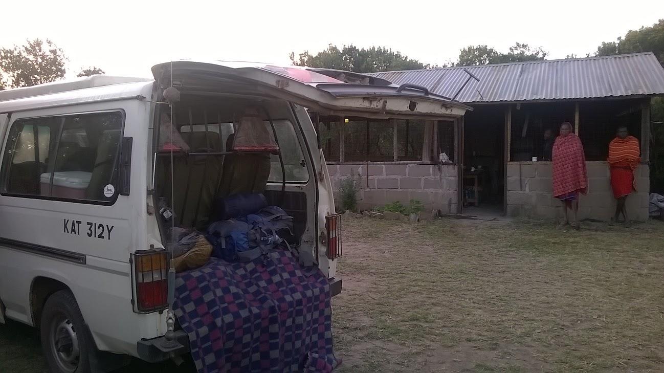 Кения и Занзибар июль-август 2014