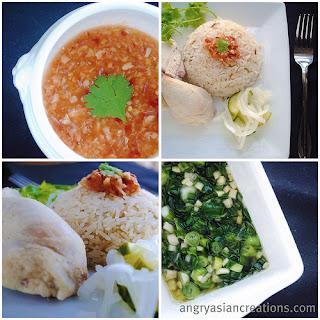 Com Ga ~ Vietnamese Chicken & Rice