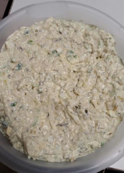 Marilyn's Also Begged For Chunky Potato Salad Recipe