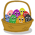Surprise Eggs : Fun Learning Game (No ads) icon