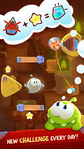 Cut the Rope: Magic v1.4.0 (Mod Gems/Hints)