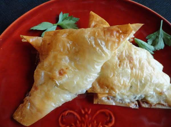 Tiropitakia *savory Cheese Puffs* + Phyllo Dough Tutorial