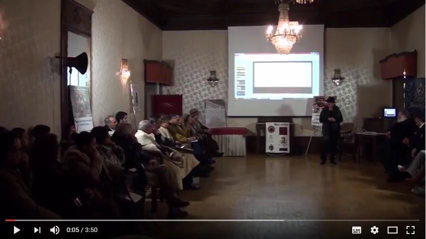 Vídeo - Tertúlia Literária no Clube de Lamego