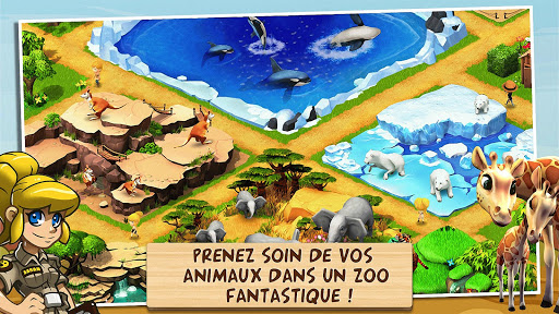 Télécharger gratuit Wonder Zoo - Animal rescue ! APK MOD 1