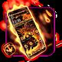 Fire Dragon Lava Theme