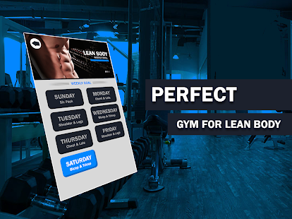 Gym Body – Perfect Fitness Workouts, Handy trainer 11