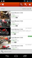 Screenshot of Nettimoto
