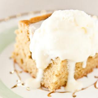 Basic Applesauce Cake.