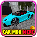 Cars Mod for Minecraft PE icon