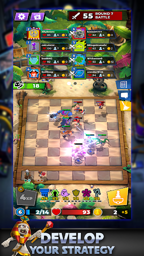 Chaos Combat Chess  screenshots 2