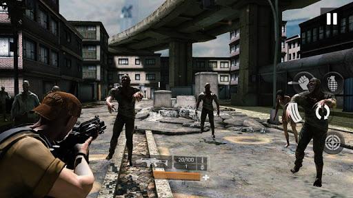 Télécharger Gratuit Zombie Gunfire mod apk screenshots 4
