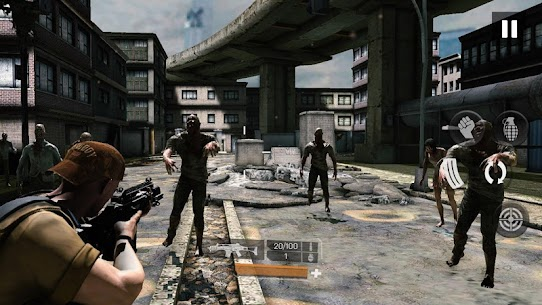 Zombie Gunfire 4