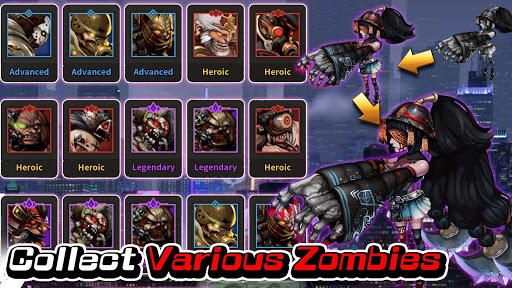 Merge Zombie: idle RPG 1.6.2 screenshots 4