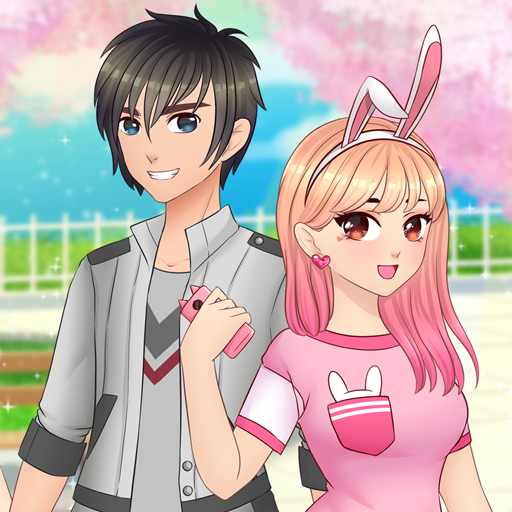 Anime High School Couple First Date Makeover Programme