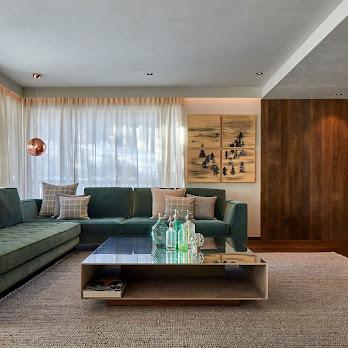Villa al Sole Living Room II