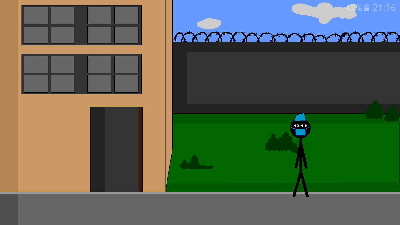 Stickman Escape Nuthouse Android Apps On Google Play