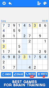 Sudoku Free – Classic Puzzle Brain Out Games 3