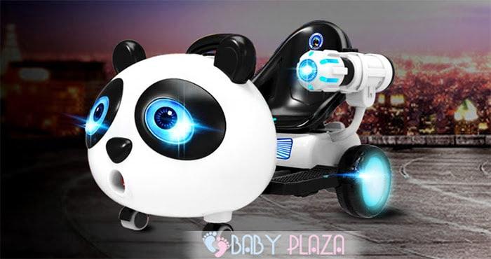 Xe điện trẻ em Panda F2016 2