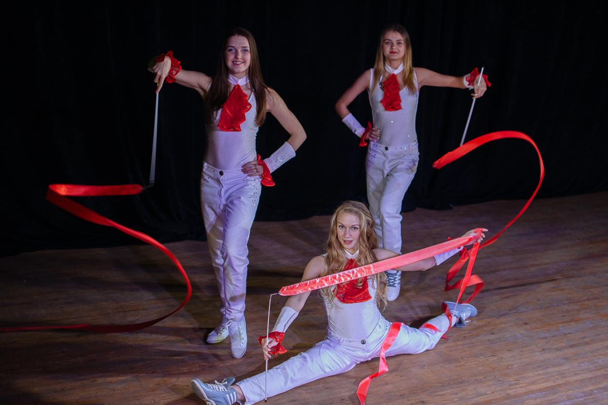 Шоу-Балет «Panna Cotta» в Самаре