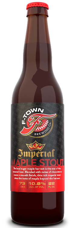 Logo of F-Town Imperial Maple Stout