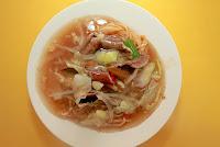 岡山舊市場鱔魚麵