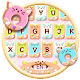 Colorful Donuts Button Keyboard Theme apk