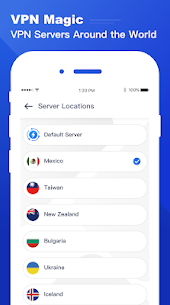 VPN Magic – Free VPN Proxy Service Provider App Download For Android 3