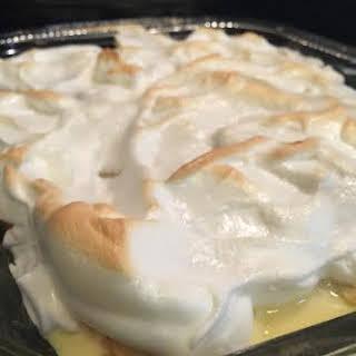 Homemade Banana Pudding.