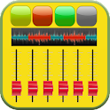 Multitrack Audio For Dj Mixer icon