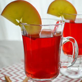 Spiced Cherry Apple Cider