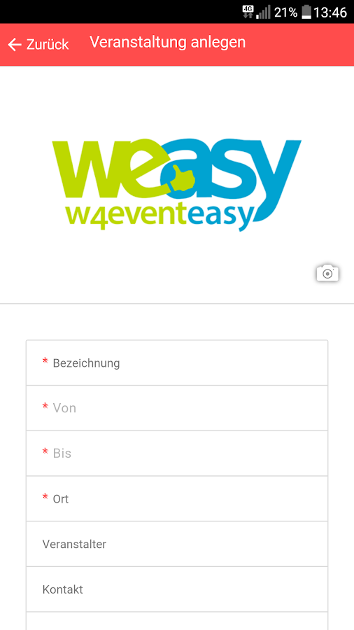 weasy- screenshot