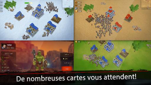 Télécharger Gratuit War of Kings: stratégie mobile apk mod screenshots 3