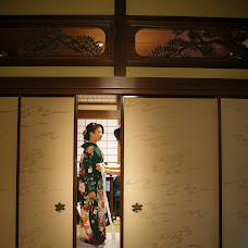 Wedding photographer Tsutomu Fujita (fujita). Photo of 19.11.2017