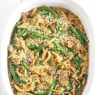Green Bean Quinoa Casserole