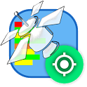 GPS One icon