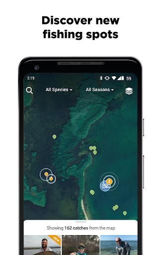 Fishbrain screenshot 1