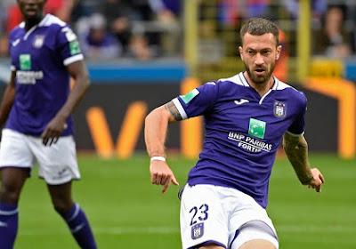 """Peter Zulj kent oorzaak voor zijn mindere periode bij Anderlecht: """"Ik ben aangetrokken als spelverdeler, maar werd gebruikt als defensieve middenvelder"""""""