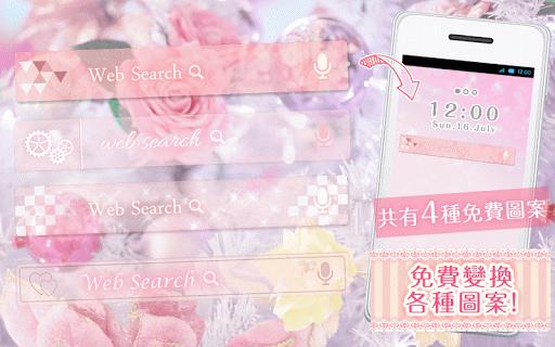可換裝搜索『Clear Pink』DRESSAPPS