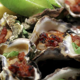 Australian Oysters Kilpatrick.