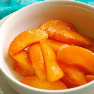 Sautéed Apricots