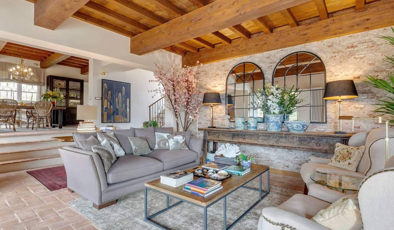 Villa avec jardin Pescaglia
