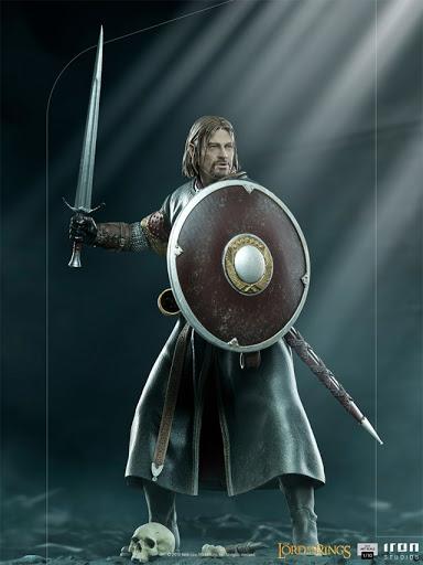 Iron Studios presents the Warrior Prince of Gondor