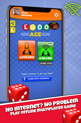 Ludo Ace  2019 : Classic All Star Board Game King apkdebit screenshots 3