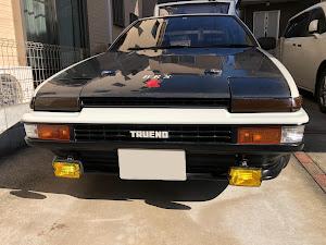 スプリンタートレノ AE86 GT-V 1985年式  2.5型のカスタム事例画像 ケイAE86さんの2019年11月16日20:17の投稿