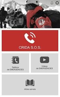 Creu Roja Andorrana - náhled