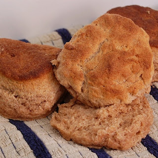 Soaked Flour Buttermilk Biscuits