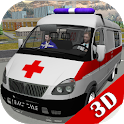 Ambulance Simulator 3D icon