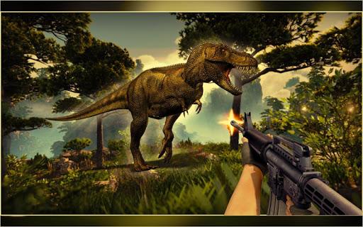 Real Dino Hunter - Jurassic Adventure Game android2mod screenshots 6