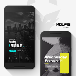 Wolfie for KWGT v2018.Dec.01.07 [Paid] APK 3